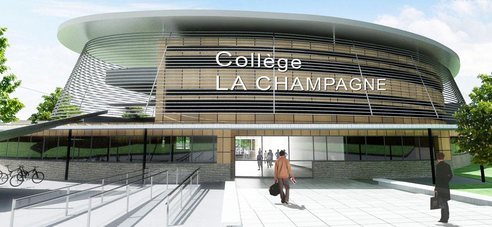 Brandon architecte associs dijon france for Architecte batiment de france toulouse